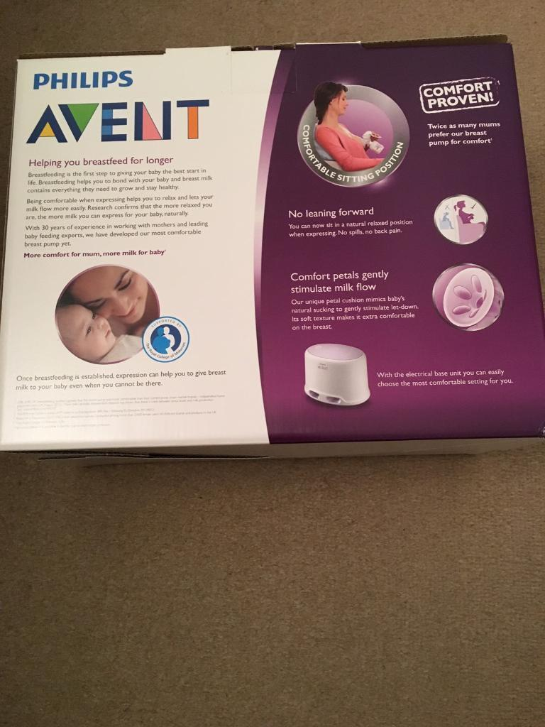 Phillips Avent Electric Double Breast Pump