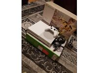White Xbox One S 500GB Fully Working No Offers