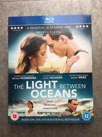 The Light Between Oceans Blu - Ray