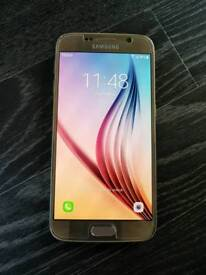Samsung galaxy s6 gold 32gb unlocked to any network