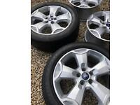 Alloys Ford kuga