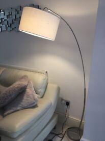 dunelm floor lamp, good condition