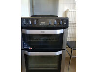 Belling FSG60TCLW Gas Cooker with Variable Gas Grill - Stainless Steel