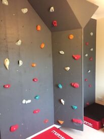 Climbing Wall - Great fun for kids at home