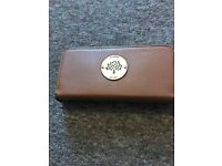 29c0f2e586f5 Paypal accepted tan mulberry purse brand new in box