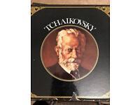 Tchaikovsky vinyls