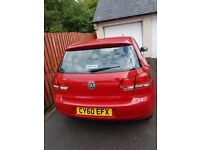 Well maintained 1.6 Bluemotion TDI (105bhp) SE Stop/Start 5d VW Golf hatchback (2010)