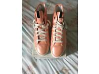 geox hightop trainers lady's