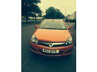 Vauxhall astra convertible twin top