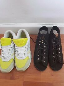Women trainers size 6