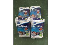 DryNites pyjama pants age 4-7
