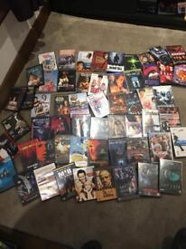 133 DVDs