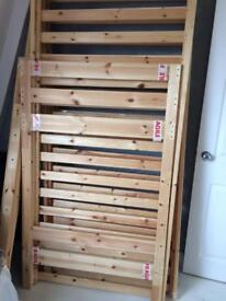 IKEA MYDAL bunk bed for sale