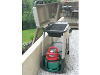Outback Excel 200 Gas Barbecue with full gas bottle