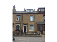 4 BED MID TERRACE TO LET - MAIDSTONE STREET - BD3