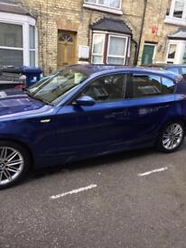 BMW 1 serie MSPORT 2007****low mileage*** LONDON AREA***