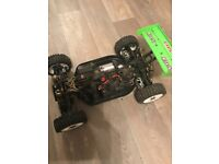 RC CAR ELECTRIC CAR LIPO FPV NOT NITRO
