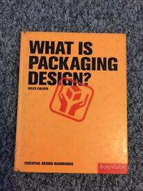 What is a packaging design book