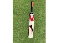 A slazenger cricket bat