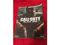 Call Of Duty Black Ops Guide Book £10
