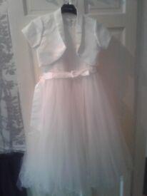 Girls bridesmaids dress