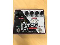 EHX Memory Boy Deluxe - delay Guitar Effects pedal