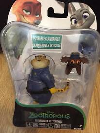 Zootropolis Character Packs (6 available @ £3 each) BRAND NEW