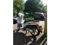 Moped Scooter Kymco People S 125cc 2006