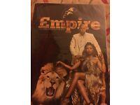 Empire season 2 dvd