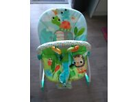 Kids rocker (along with Battery) for sale