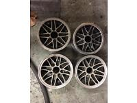 Classic mini cosmic alloys set of four will post if needed