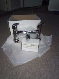 Bath filler With Loop Style Handles With Fixed Spout RRP £315