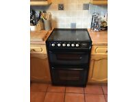 Cannon free standing cooker