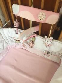 baby cot protector