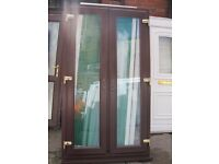 1170 x 2080 French Doors Rosewood (USED)