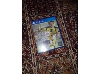 Fifa 17 Ps4 game: Like brand new!