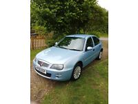 Rover 25, Low Mileage