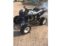 Road legal yamaha yfz 450 quad bike