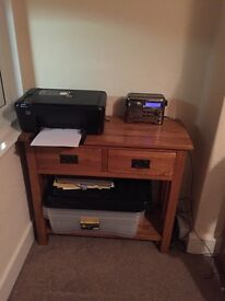 Console/Telephone table