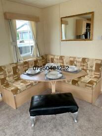 2 bedroom large 6 berth static caravan