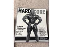 Ronnie Coleman hardcore book