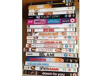 Chick flick / rom com DVDs