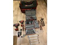 Teng tools job lot