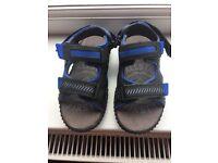 Boys summer sandals size 12 brand new £3
