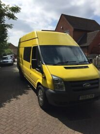 FORD TRANSIT 2011. ENGINE AND GEARBOX ARE PERFECT!!!