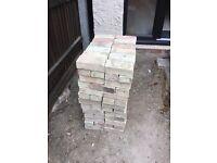 reclaimed cambridge white bricks