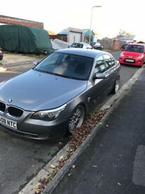 BMW 5 Series 2008 E60 ( Spares or Repair)