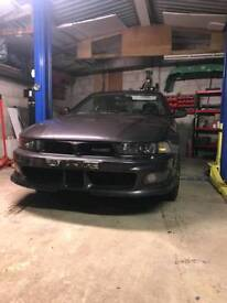 Breaking Mitsubishi Galant VR4 Kit
