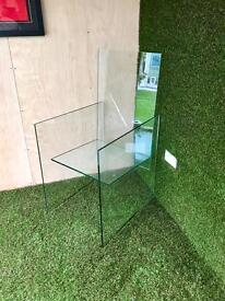 Glass Chair For Sale