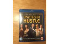 American Hustle Blu Ray DVD